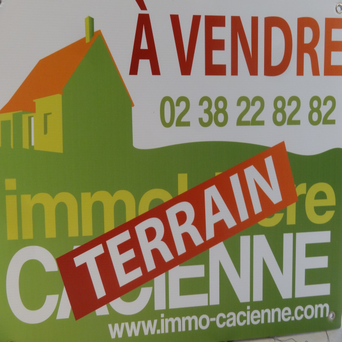 Offres de vente Terrain Vennecy (45760)